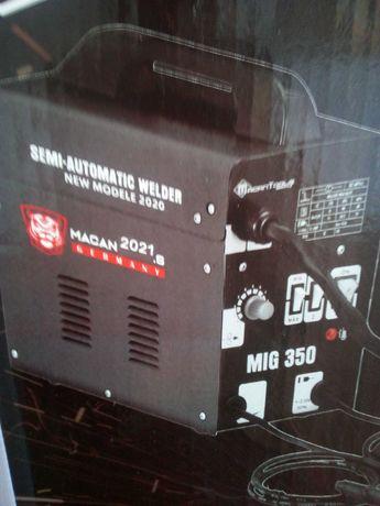 Aparelho de soldar Semi Automático 350a sem gás NOVOS