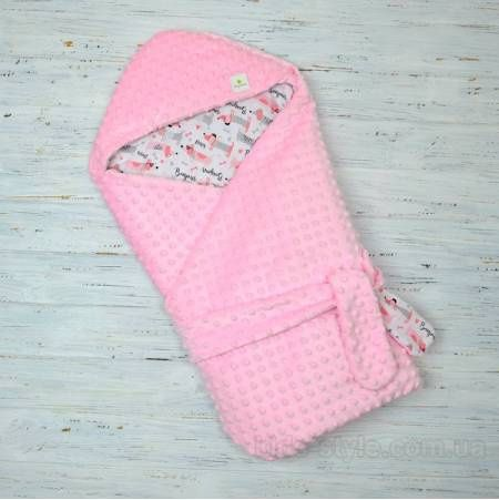 Конверт -одеяло на выписку TM Plamka