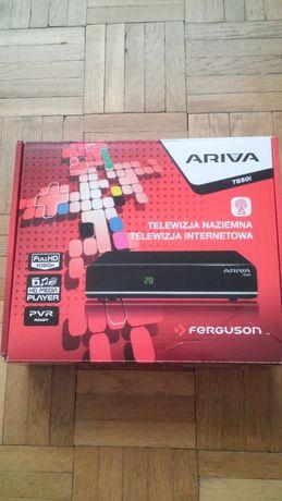 DVB-T tv naziemna dekoder Ariva t650i