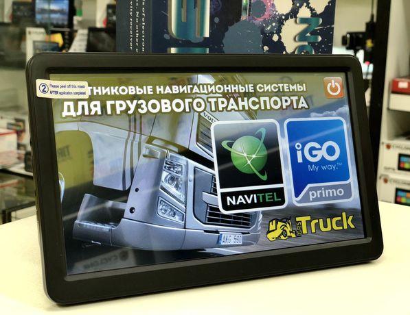Грузовой навигатор GPS 9дюймов