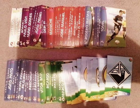 Cromos/Cards Mega Craques 2003