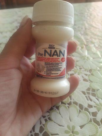 Смесь PreNan (Nan) жидкая
