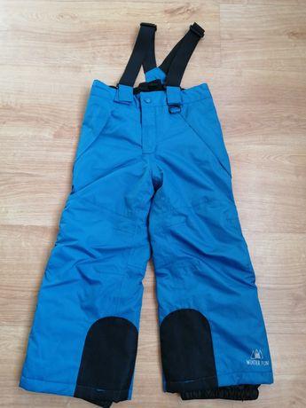 Spodnie ocieplane chłopięce rozm 104
