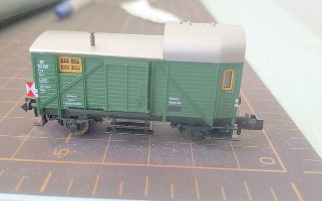 wagon fleischmann skala N 1:160