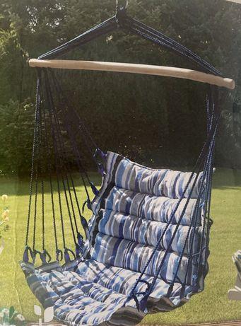 Krzesło brazilijskie, hamak, fotel, nowy