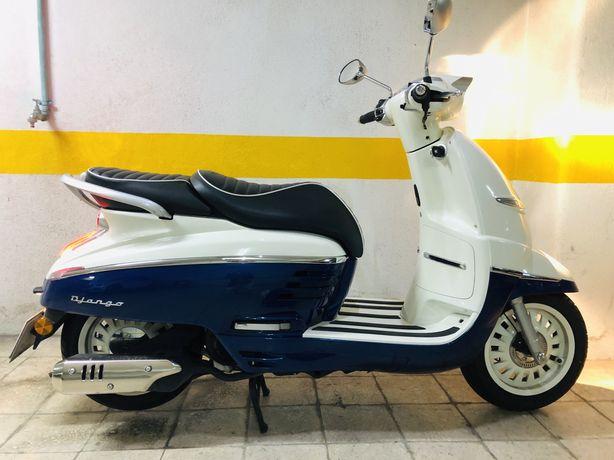 VENDO Peugeot Django 125cc