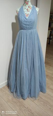 Sukienka tiulowa roz 38