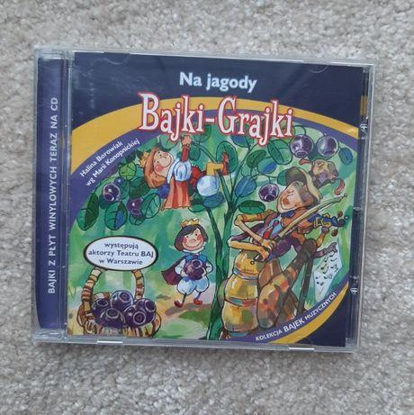 Na jagody - Bajki Grajki - Słuchowisko na CD