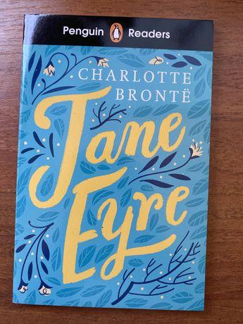 Jane Eyre Penguin readers Джейн Эйр