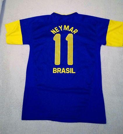 Camisola Neymar, equipamento Brasileiro alternativo