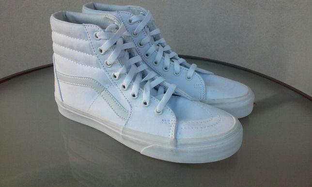 Nowe buty VANS białe !!!