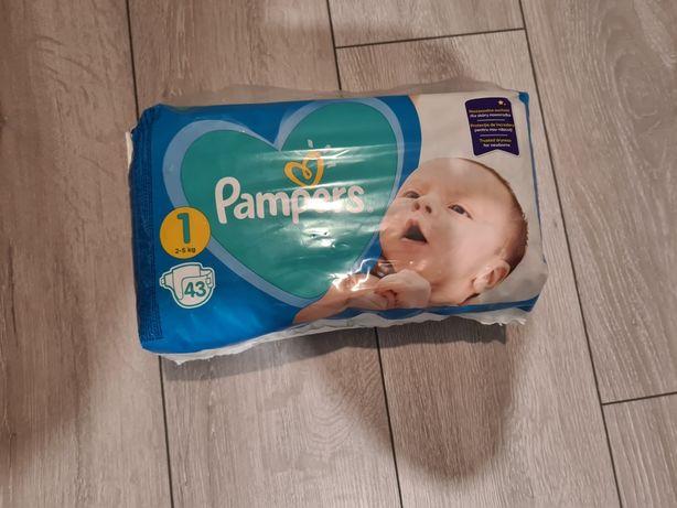sprzedam Pampers nowe 1