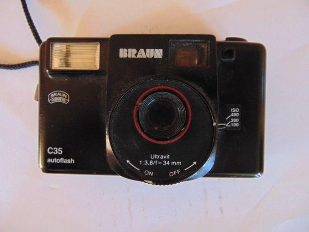 Aparat Braun c35,Conica c35