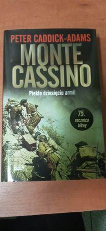 Monte Cassino. Piekło dziesięciu armii - Peter Caddick-Adams