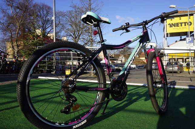 -20% rower komunijny FITNESS 26 junior Monteria 3LATA GW Raty0% Tran 2