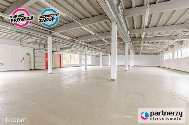 Obiekt produkcyjno-magazynowy 2610 m2.