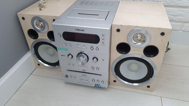 Wieża,cd,mp3,radio,kasety,pilot