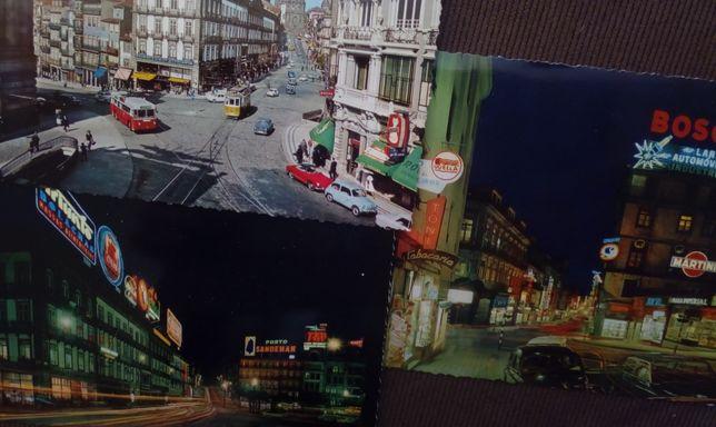 10 postais antigos do Porto