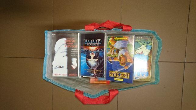 35 Cassetes Video VHS