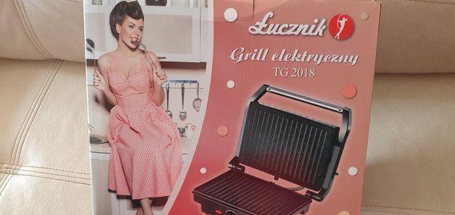 Grill elektryczny Łucznik TG 2018,  nowy