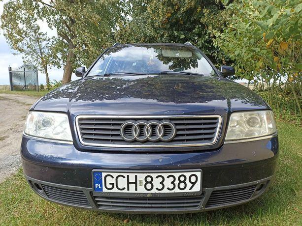 Audi A6 C5 2001 1,8 T LPG
