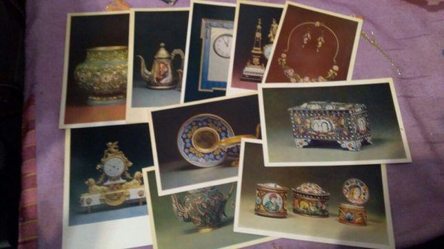 Карточки, открытки