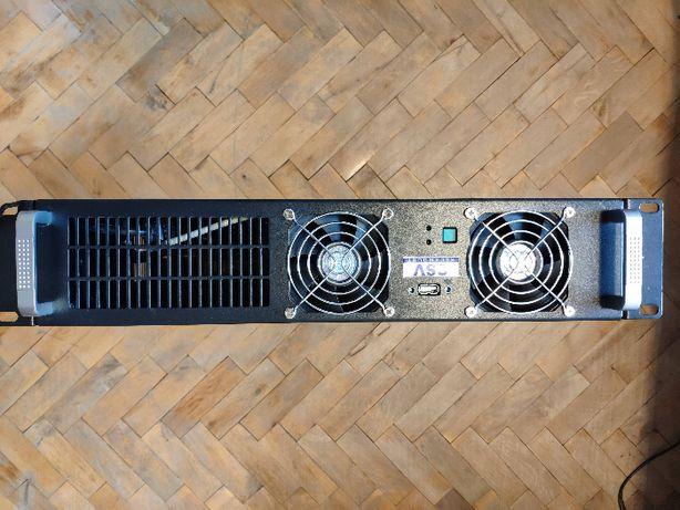 """Корпус серверный CSV 2U 19"""" 4 HDD под обычный БП ATX"""
