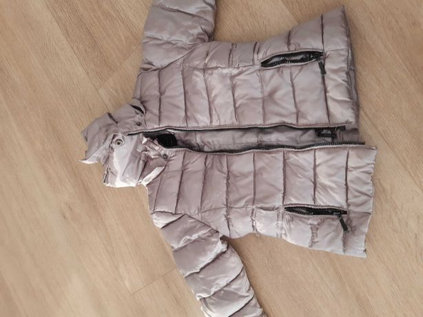 Kureteczka kurtka  Zara  3-4  latka