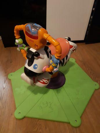 Sprzedam zabawki rodeo/pchacz/rolki r32-36