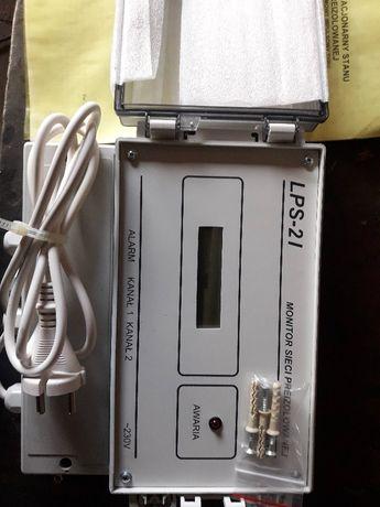 Detektor alarmowy sieci preozolowanej LPS 2i