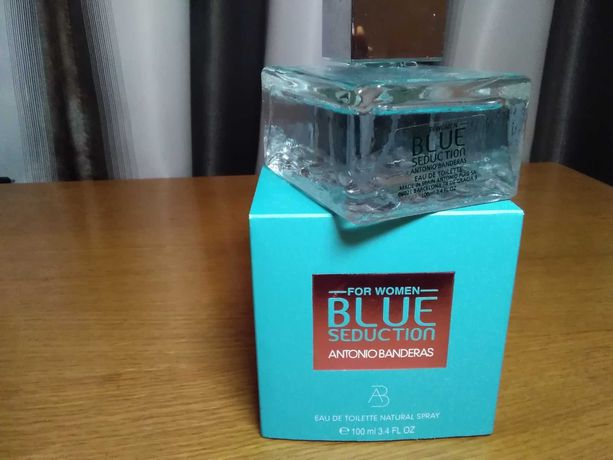 Blue seduction Antonio Banderas for women 100 ml