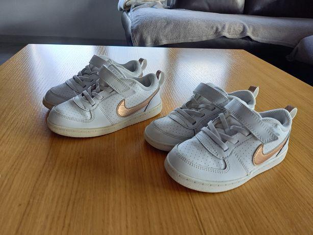 Buty dla blizniaczek