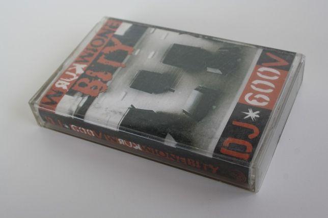 kaseta DJ 600 V WKU..ONE BITY Rap wyd RRX 2001