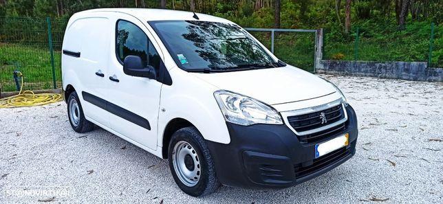 Peugeot Partner 1.6 BlueHdi 100cv