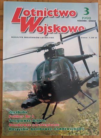 Lotnictwo Wojskowe nr 3/1998