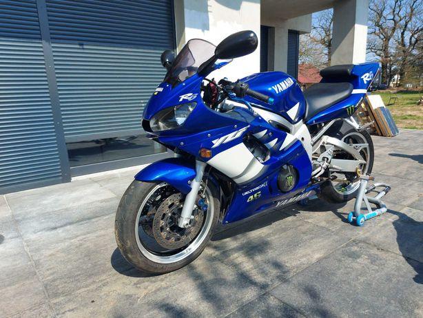 Yamaha r6 max doinwestowana igła