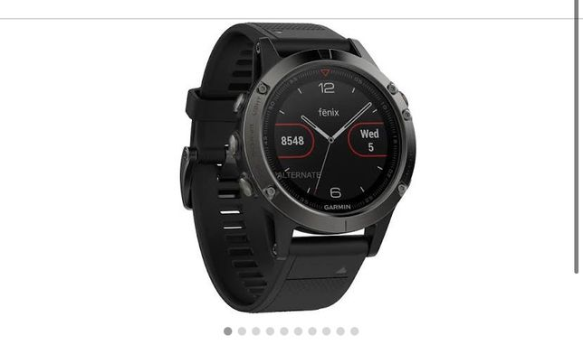 Garmin Fenix 5 - Troco por Apple Watch
