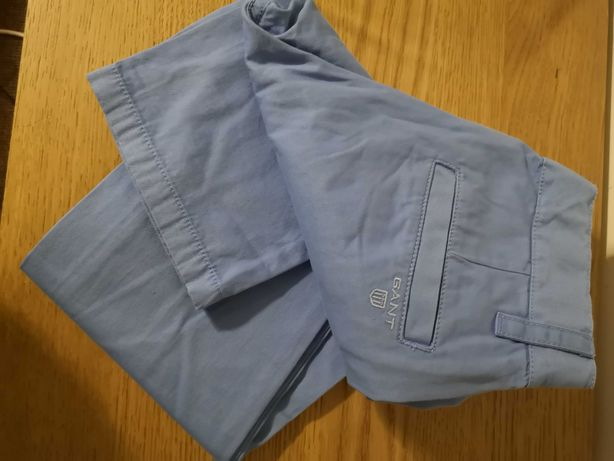 Calças Gant Tam. 9-10 anos nova