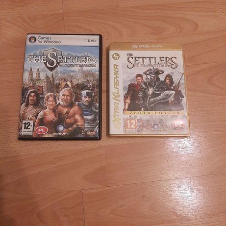 The settlers Narodziny imperium & dziedzictwo królów złota edycja