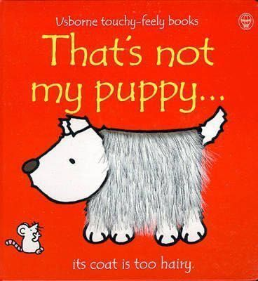 That's not my puppy usborne