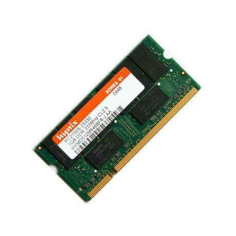 Mémoria 1GB PC-2700 DDR DIMM *Nova/selada*