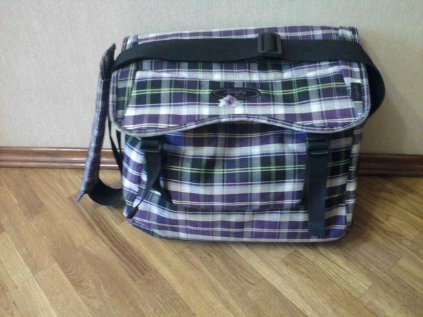 Рюкзак-сумка для школьников.