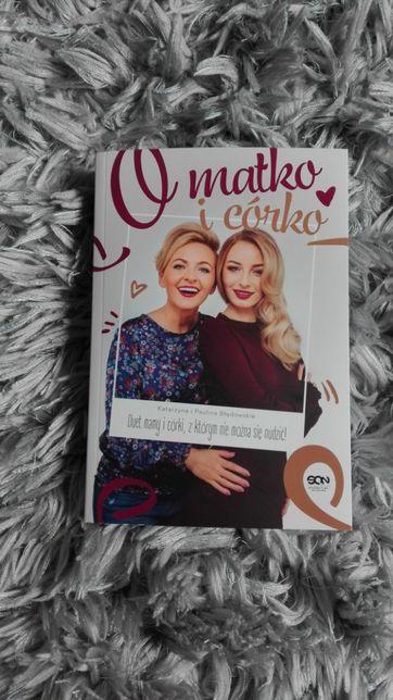 Książka o matko i córko Błędowska Katarzyna i Paulina
