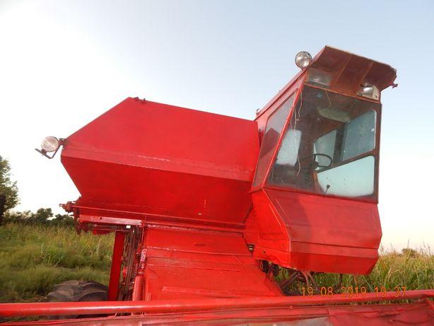 комбайн СК-5 жатка зерн ліфтьори діски колеса шини ДОН-1500, і СК-