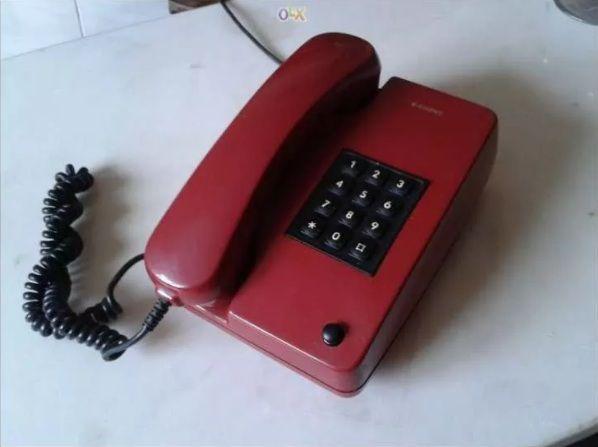 Vende-se Telefone Antigo Siemens impecável (a funcionar)