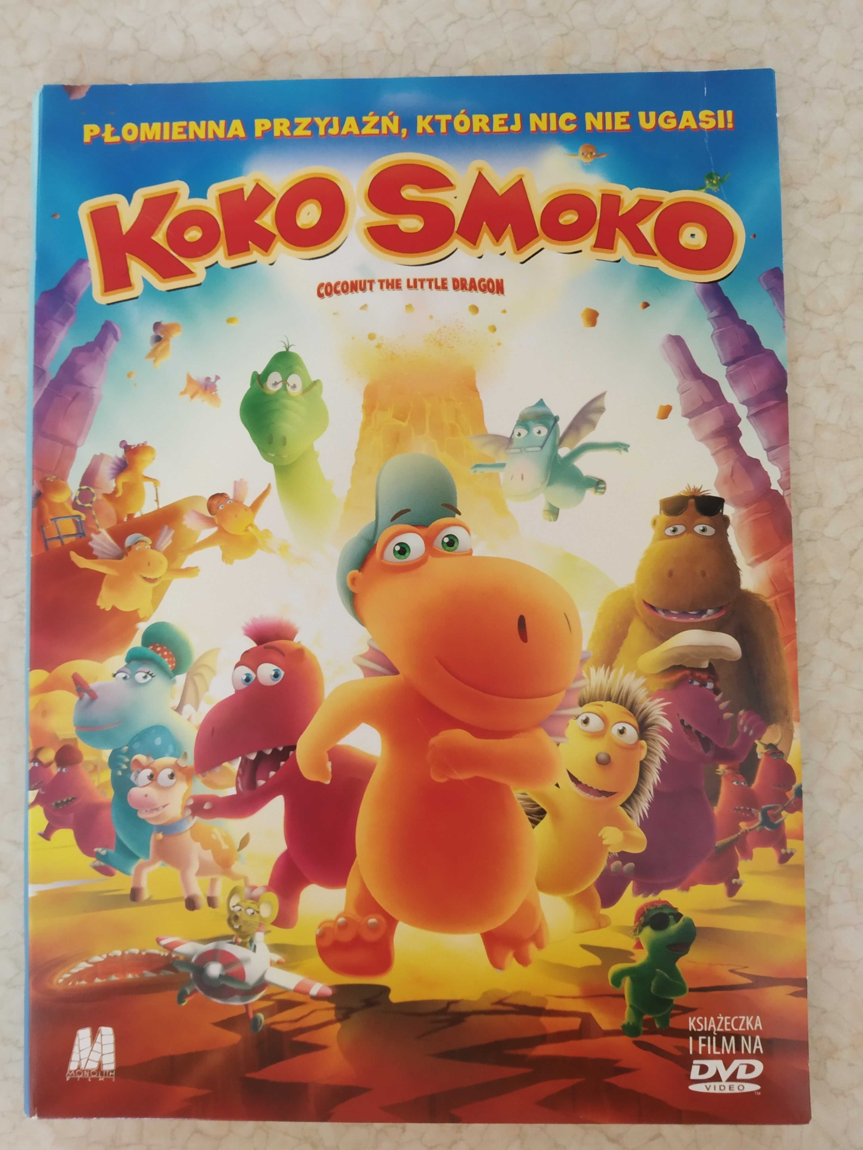 Bajka DVD Koko Smoko