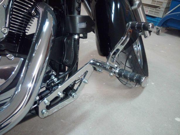 Podnóżki Kawasaki