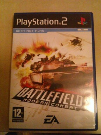 battlefield 2 na ps2