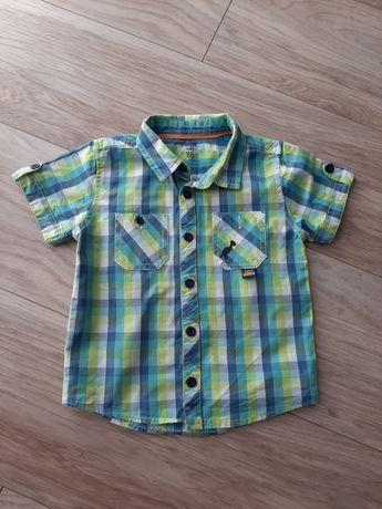 Koszula chłopięca Cool Club r.86 + gratis