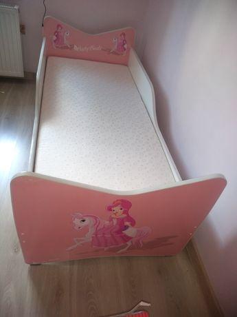 Okazja łóżeczko 180*80 dla księżniczki
